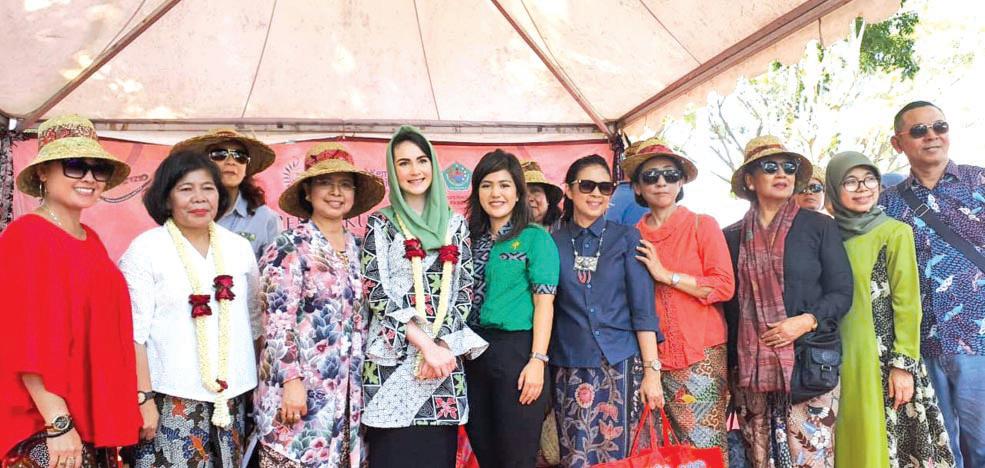 Pemerintah mendukung Pasar Batik Nasional Pamekasan