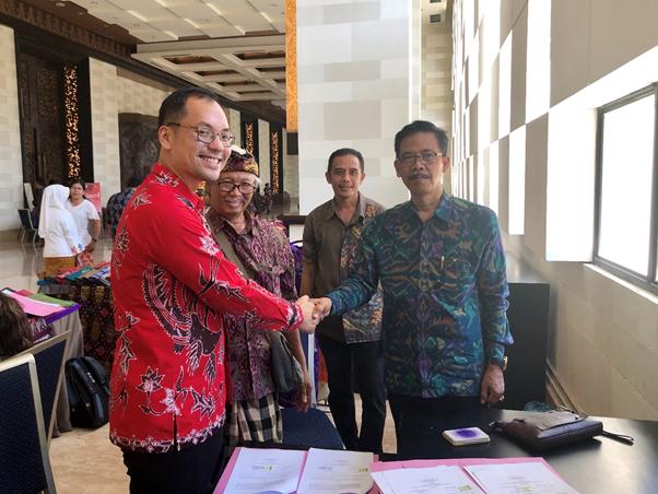 Lakumas MoU Pemerintah Bali